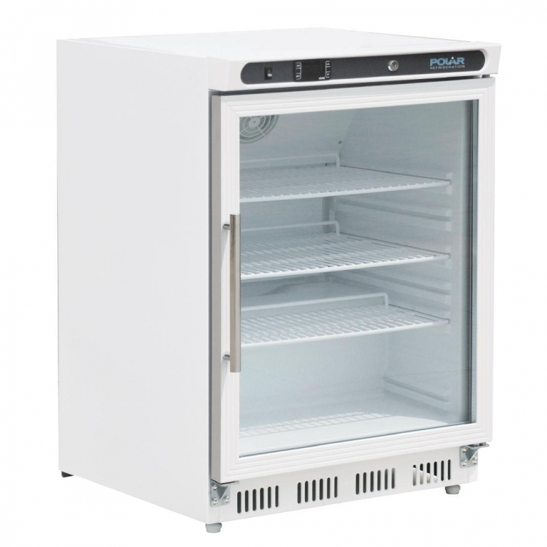 Polar Display Kühlschrank 150L - Gam Gastro Berlin Großküchentechnik